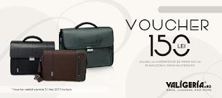 Vouchere Valigeria.ro 150 RON