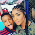 Actress Angela Okorie shares photos with her cute son, Backlash trolls