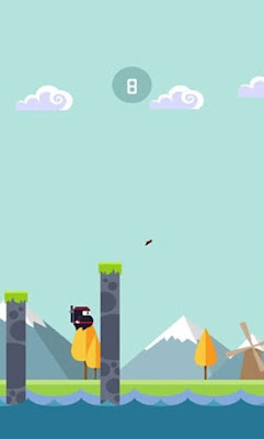 Download Spring Ninja Game Petualangan Si Gendut