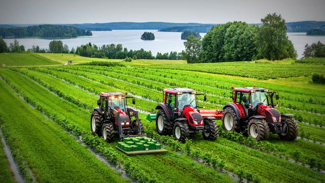 La eliminación de retenciones y más créditos impulsaron la venta de maquinaria agrícola
