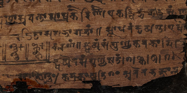 The Bakhshali manuscript: The world's oldest zero?