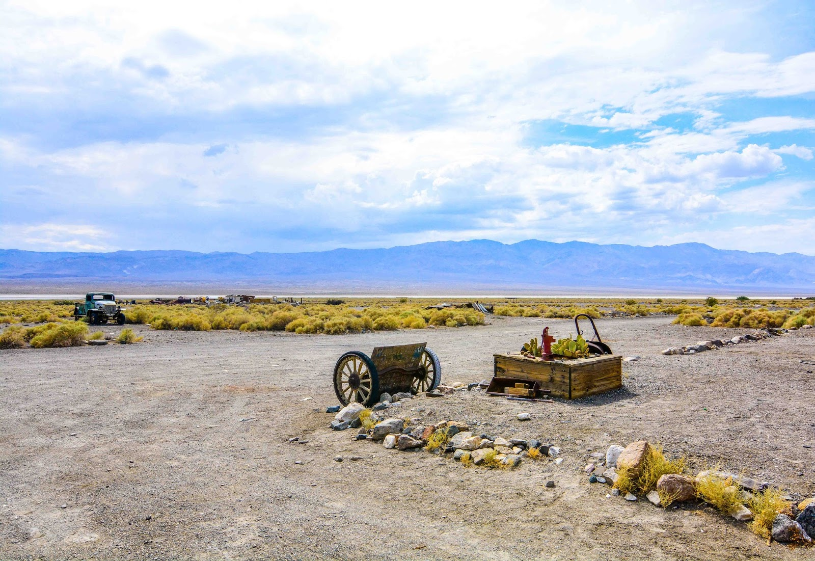 Ballarat Death Valley