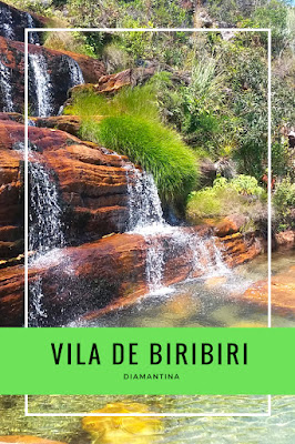 Vila de Biribiri, Pinterest