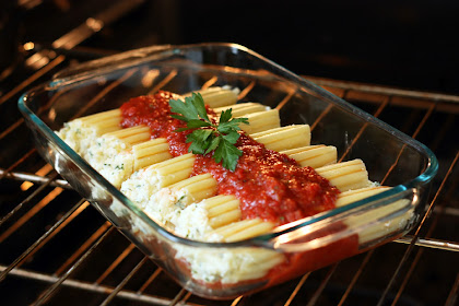 Manicotti - A Simple Yet Incredible Entree