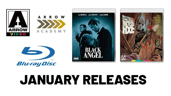 Arrow Video US - January 2020 Blu-ray Release Schedule (Arrow)
