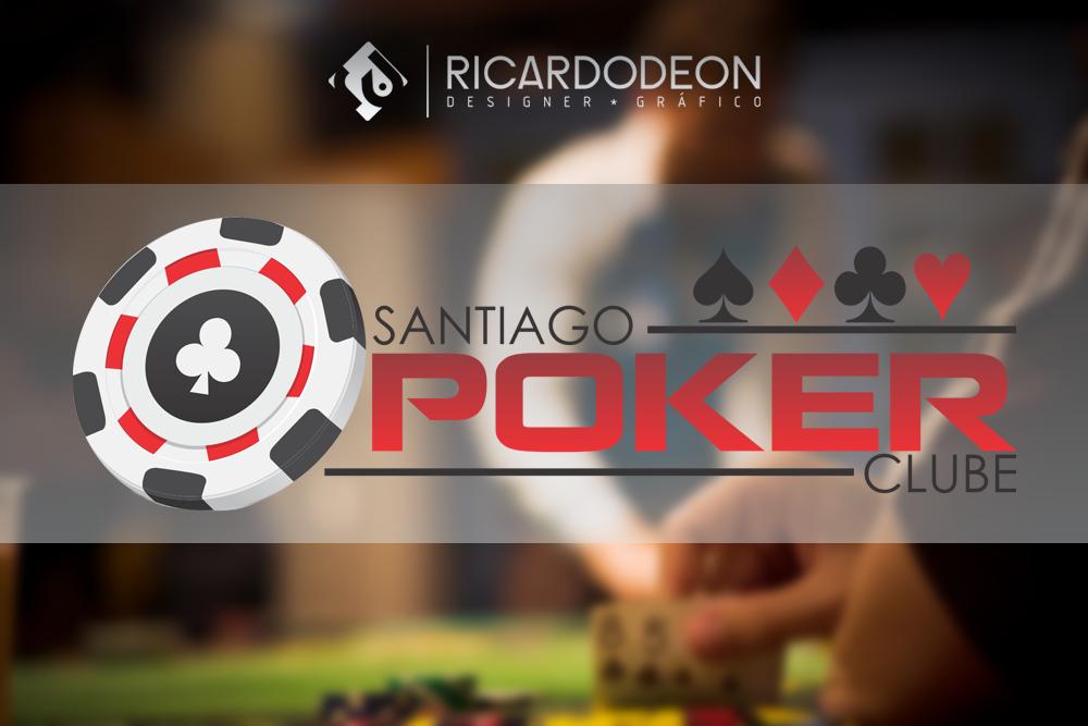 RDdesign: Logo - Santiago Poker Clube