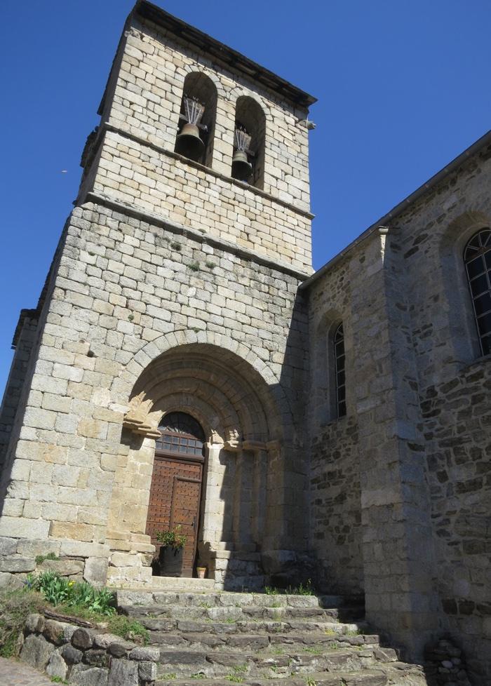 église de sablières