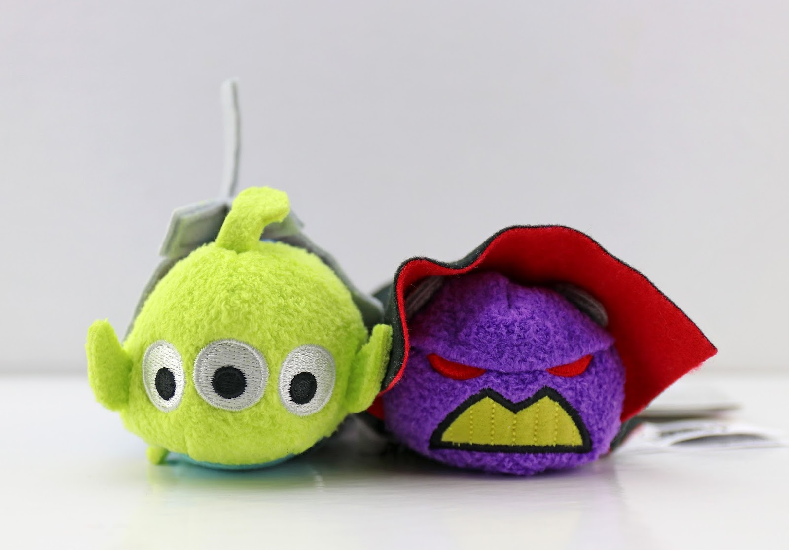 alien and zurg tomorrowland tsum tsums
