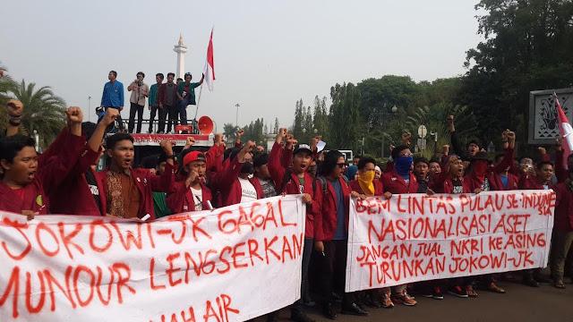 IMM Se-Indonesia Ajak Masyarakat Korban Ketidakadilan Rezim Jokowi Bentuk Poros Kekuatan Besar