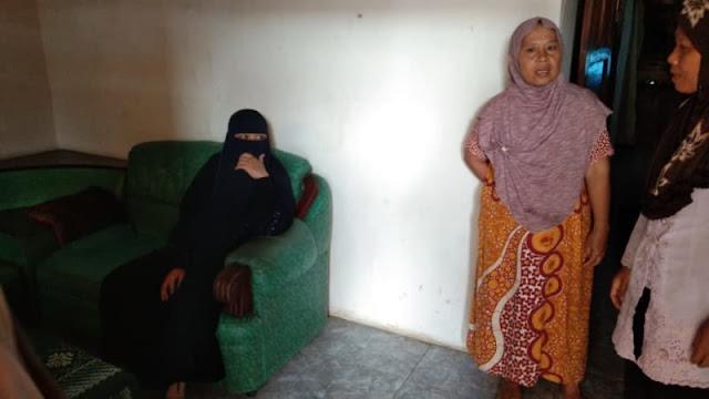 Istri Terduga Teroris di Tegal Bantah Suaminya Terlibat Terorisme
