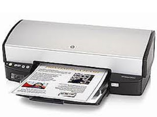 Picture HP Deskjet D4200 Printer