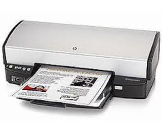 Picture HP Deskjet D4200 Printer