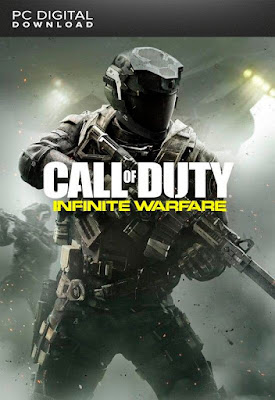 Call of Duty: Infinite Warfare Dublado PT-BR + CRACK PC Torrent