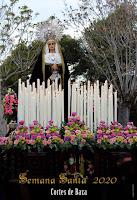 Cortes de Baza - Semana Santa 2020