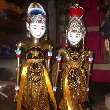 Wayang Golek Rama Sinta : jasa pembuatan & pengrajin wayang golek