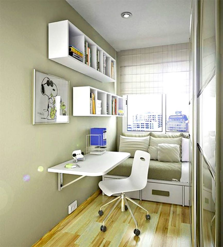 kumpulan desain ruang kerja atau ruang kantor   rumah idaman