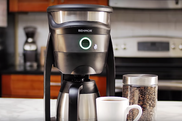 自己咖啡自己煮 Behmor Brewer 讓懶人沖出好咖啡|數位時代