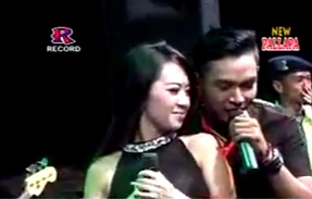 Download lagu romantis Rena KDI & Gerry - Luka Hati Luka Diri MP3 bersama  New Pallapa