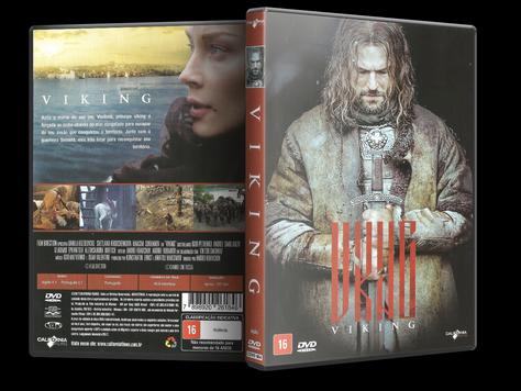 Capa DVD Viking