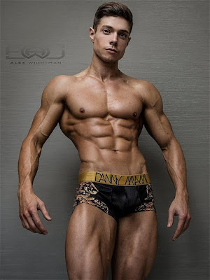 Danny Miami Royal Black Boxer Underwear Multi Gayrado Online Shop
