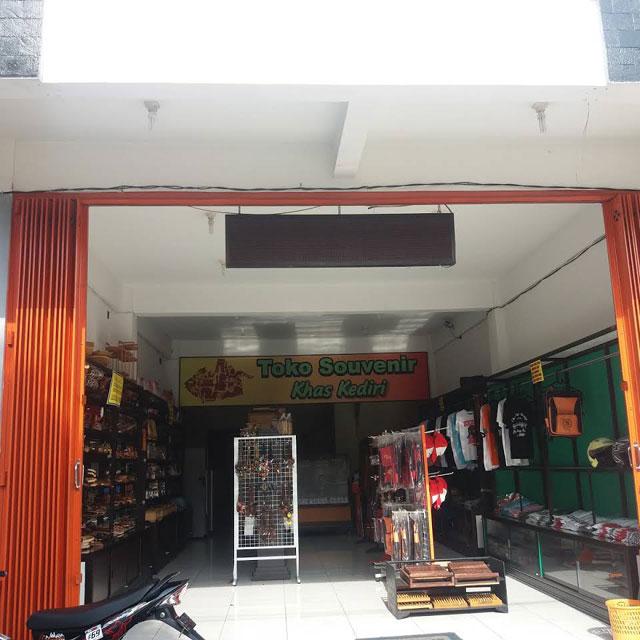 Toko Souvenir Khas Kediri