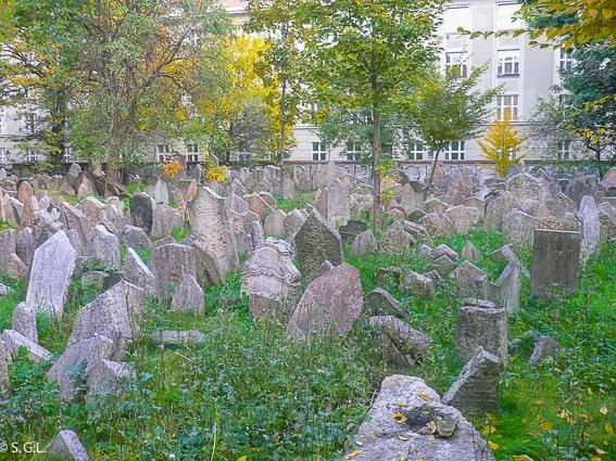 Cementerio de Praga. 5 cementerios para pasar la noche de Halloween