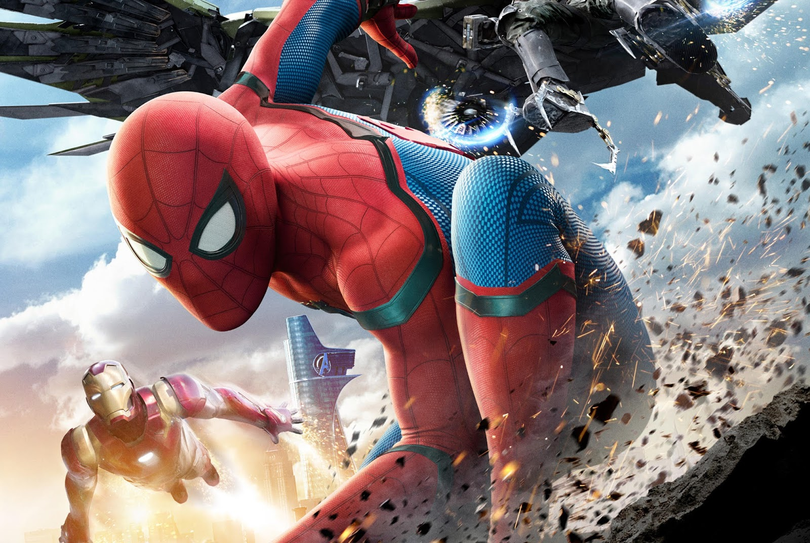 Homem-Aranha: De Volta ao Lar | Ganha novos trailers finais e pôsteres