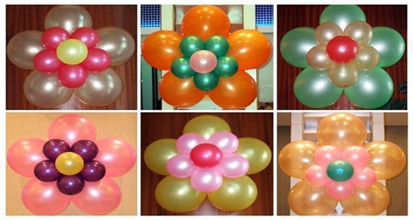 Balloon Decoration At Home Birthday organizer Theme Party