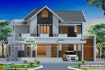 2300 Sq FT Roof