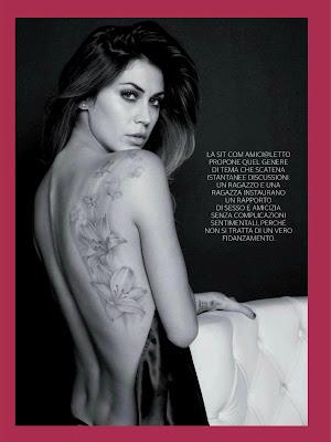 12paz.blogspot.com: Pacar Kevin Prince Boateng , Melissa Satta Tampil HOT di Majalah Playboy