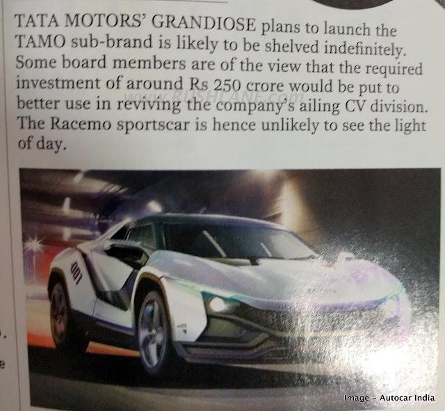 Racemo batal diproduksi?