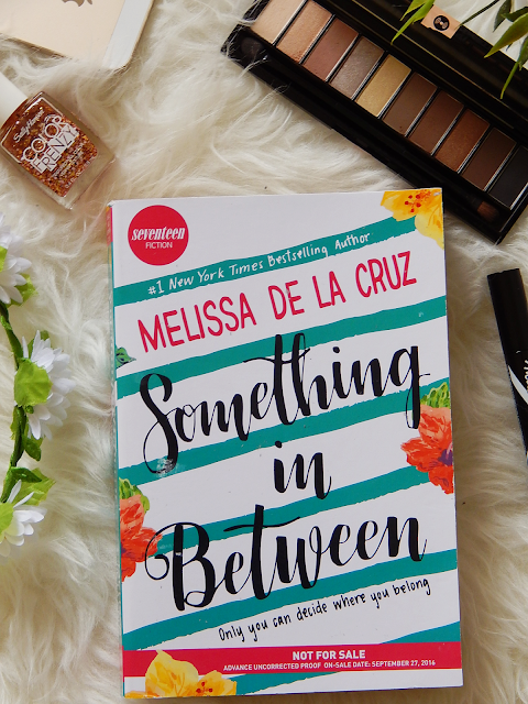 Something In Between No Spoiler Book Review | sprinkledpages
