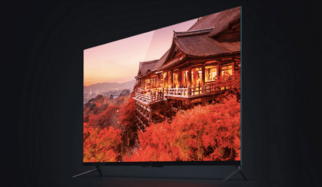 "Xiaomi Launches ""World's Thinnest"" 4K LED Television in India at Rs.39,999"