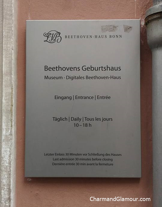 Europe 2017: Beethoven's Birthplace