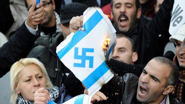 Resultado de imagen de Profesor israelí compara el régimen de Tel Aviv a la Alemania nazi