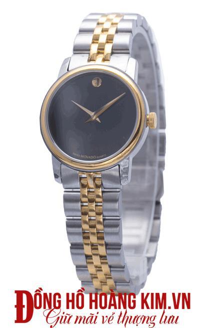 Đồng hồ nữ movado mới về thời trang