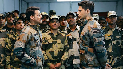 Aiyaary Movie Manoj Bajpayee & Sidharth Malhotra HD Image Download