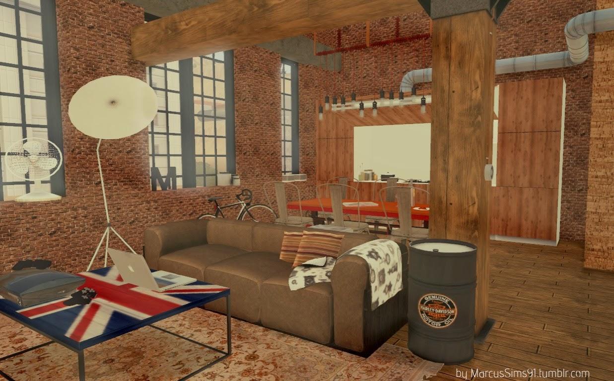 kitchen appliances set hgtv design my sims 3 blog: urban industrial by marcussims91