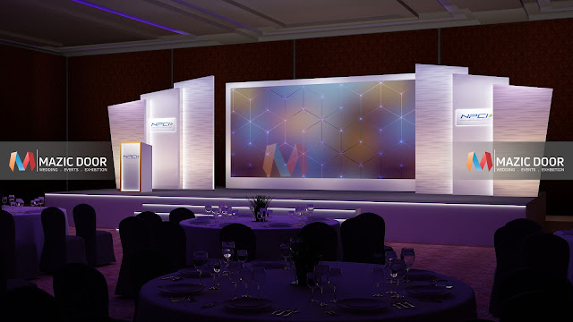 Conference Stage Design 2