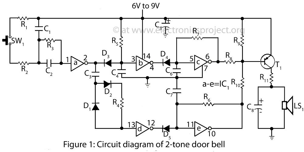 circuit diagram of 2 tone door bell?resized665%2C333 friedland door chimes wiring diagram efcaviation com friedland bell wiring diagram at creativeand.co
