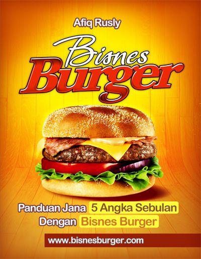 Ebook Malaysia - Bisnes Burger