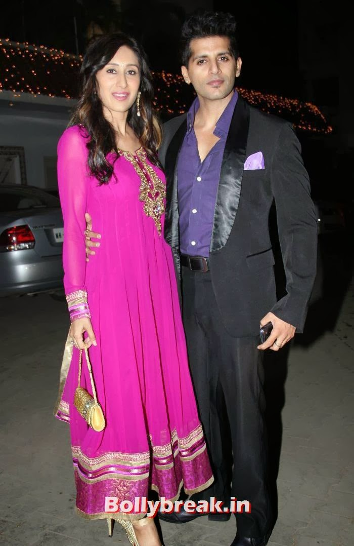 Teejay Sidhu, Karanvir Bohra, Who Looked the Hottest at Raghav Sachar - Amita Pathak Wedding?