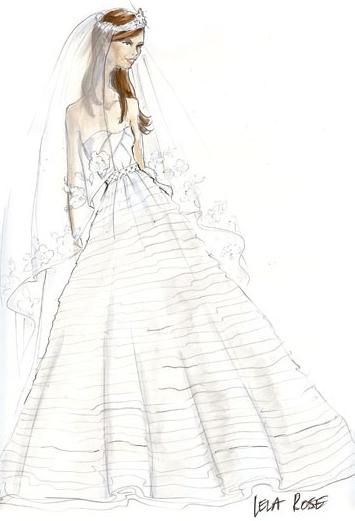 TRUE FASHIONISTA NOW: Kate Middleton's Designer Wedding