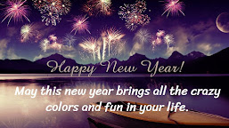 Best 15+ Happy New Year Images and Wishes for Friends and Family 2019