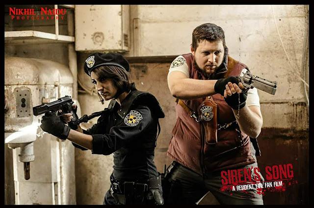 Resident Evil: Siren's Song: scena