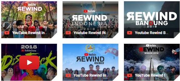 Youtube Rewind Indonesia 2019 2