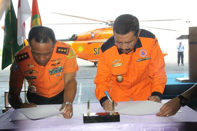 Dapat Helikopter Canggih, Gubsu Ingatkan Kabupaten Kota Waspadai Bencana Lonsor dan banjir