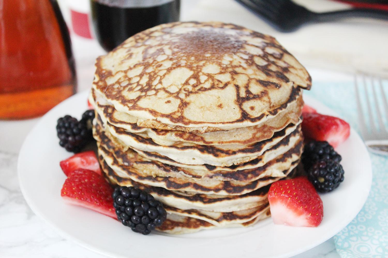 Vanilla Spice Pancakes