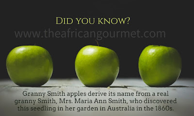 The Real Granny Smith Apple