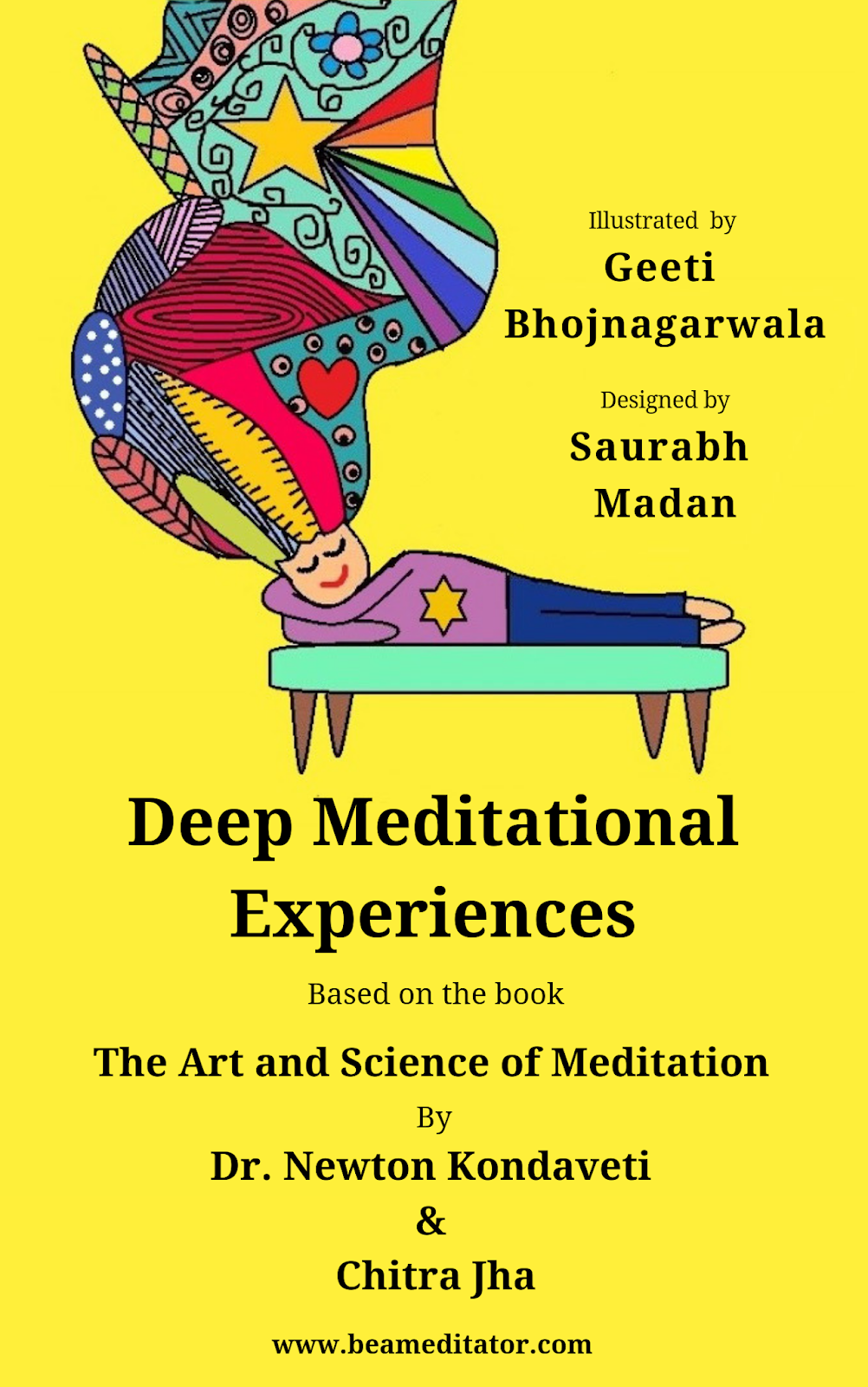 Books: Deep Meditational Experiences